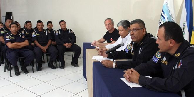 Cuerpo de Bomberos de El Salvador instaura Academia Nacional de Bomberos