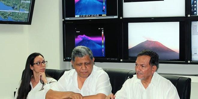 Aumenta alerta tras segunda erupción del Chaparrastique