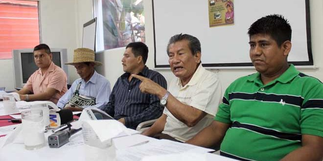 Líderes indígenas denuncian deficiencias  en el sistema de voto residencial