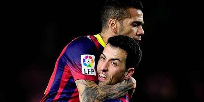 Real Madrid y Barcelona ganan fácil  y auguran superclásico en la Copa