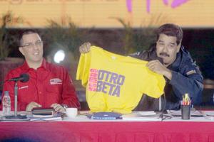 Pueblo venezolano se congregará en la capital en contra del fascismo