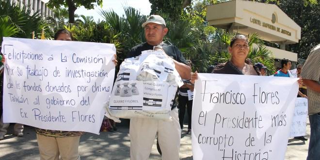 Diversos sectores de la sociedad civil respaldan el trabajo de la Comisión Especial