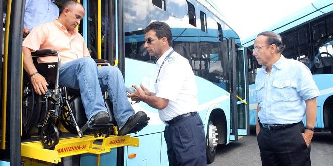 Prueba piloto de buses del SITRAMSS con pasajeros será en abril