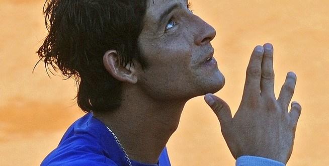 Con paso perfecto  en la Copa Davis