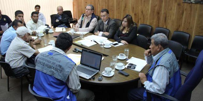 Empleados de la Alcaldía  de San Salvador exigen equidad salarial