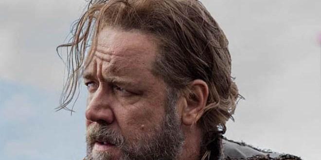 Russel Crowe es Noé en la  primera apuesta bíblica del año