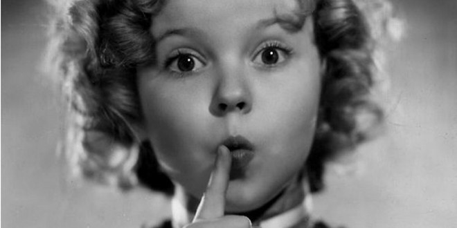 Murió la actriz Shirley Temple a los 85 años