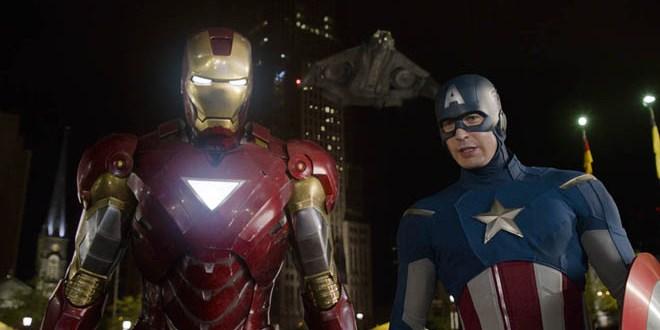 """Iron Man"""" y """"El Capitán América""""  descenderán en Johannesburgo"""