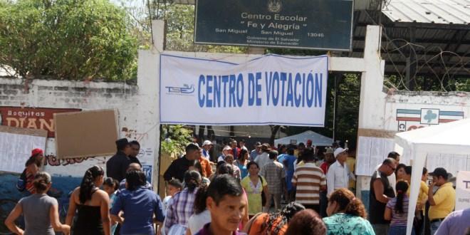 Voto a presión en elecciones presidenciales es  un delito electoral