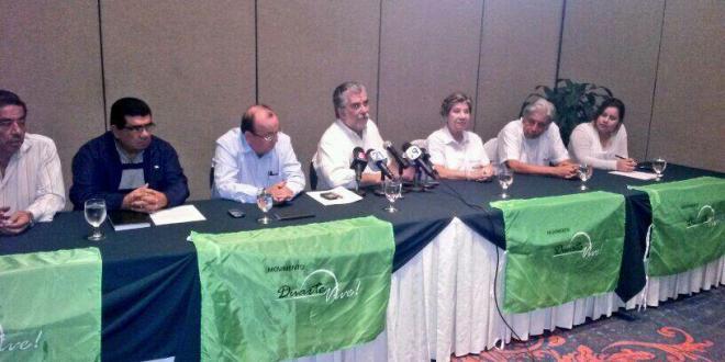 Movimiento Duarte Vive critica al partido ARENA al pretender quitarle credibilidad al proceso electoral