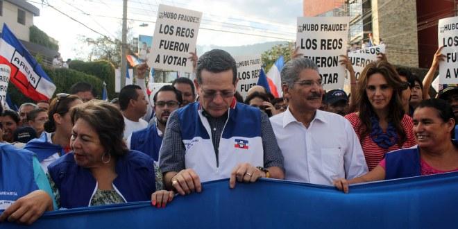 Quijano y Portillo Cuadra pide  a Sala ordenar conteo voto por voto