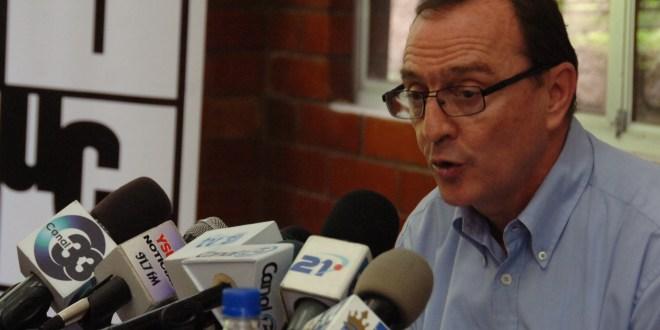 Rector de la UCA pide a fuerzas políticas respetar institucionalidad del país