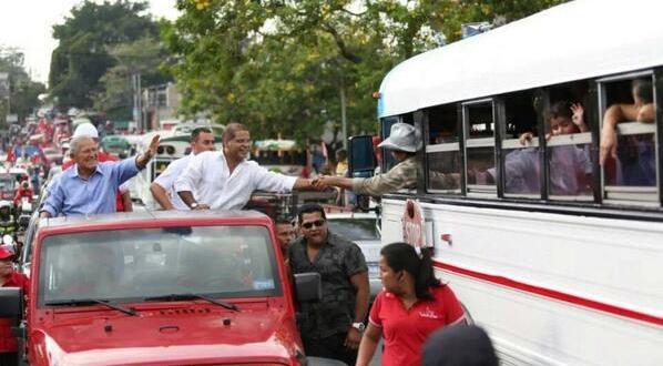 FMLN cierra su campaña con la cercanía y apoyo de la población