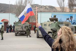 Occidente presiona a Rusia por una salida diplomática en Ucrania