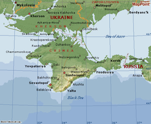 Crimea vota una declaración de independencia antes del referéndum de anexión a Rusia
