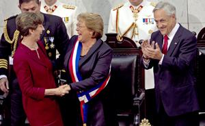 Bachelet inicia un nuevo período presidencial con promesa de profundas reformas