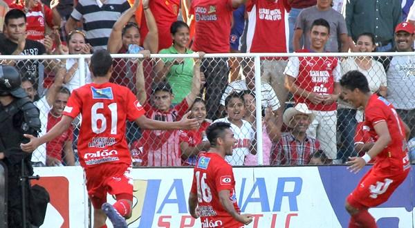 Dragón golea a Alianza y Juventud hunde a Firpo