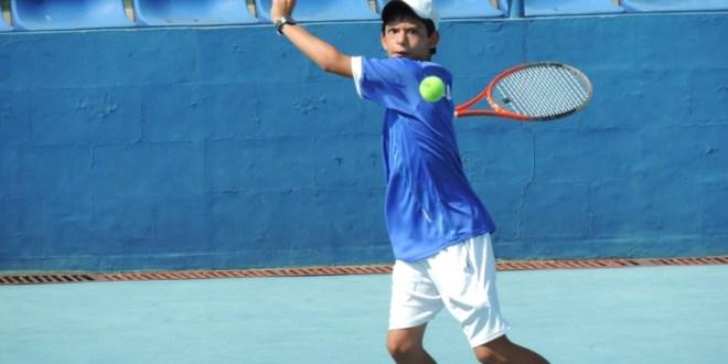 El Salvador con  buen debut en  Premundial de Tenis