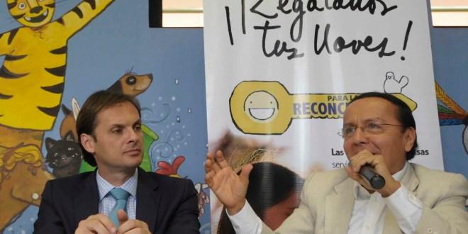 """MOP y organizaciones sociales impulsan campaña """"Regálanos tus llaves para la reconciliación""""."""