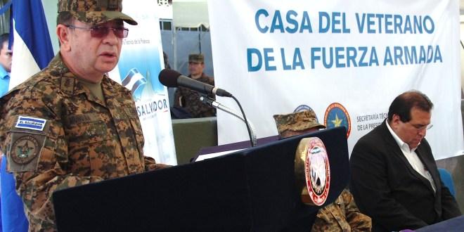 Sala declara legal que las FAES apoye a la PNC en materia de seguridad