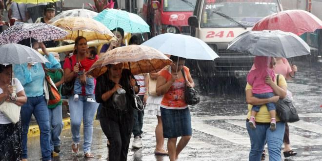 Por desplazamiento de onda tropical Protección Civil emite advertencia en todo el territorio