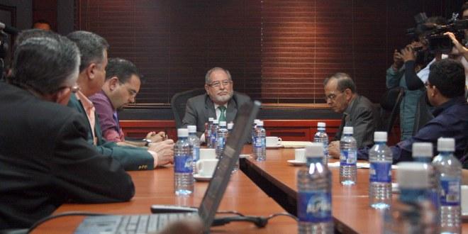 Gobierno inicia proceso de pacificación junto a diferentes actores sociales