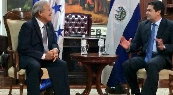 Honduras y El Salvador le apuestan al diálogo