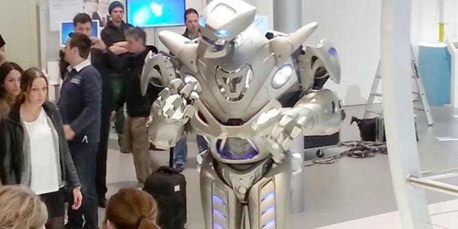 Feria de Hannover: ¿el futuro en manos de robots?