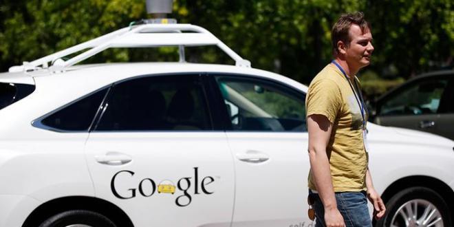 Google presenta prototipo de automóvil autónomo