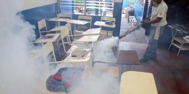 Intensifican el  combate contra  el dengue