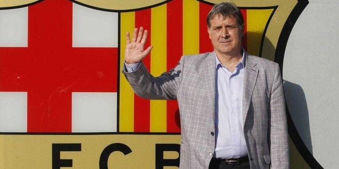 Martino deja de ser el entrenador del Barcelona