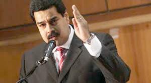 """Presidente Maduro anunció que este viernes presentará un informe de """"personajes detrás del golpe de Estado"""""""