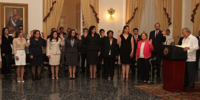 Primera Dama, Margarita de Sánchez, presidirá el ISNA