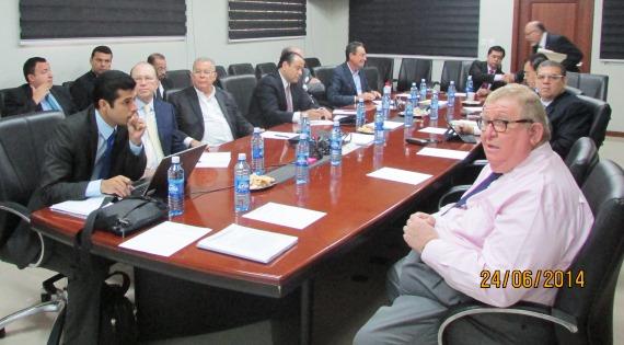 Consejo Nacional para el Crecimiento conoce detalles de reforma fiscal