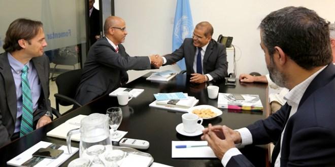 Gobierno, ANEP y PNUD analizan obstáculos para el crecimiento