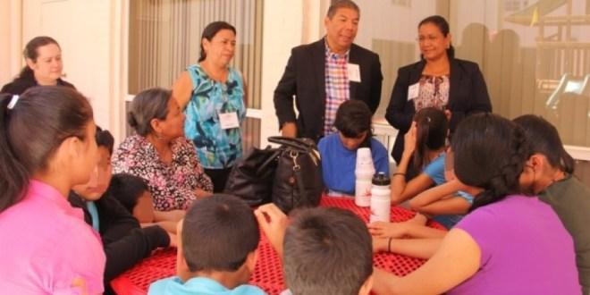 Menores salvadoreños retenidos en Estados Unidos se encuentran en condiciones favorables