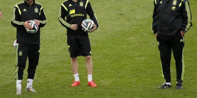 España prepara duelo ante Chile con presión, rapidez y tiros lejanos