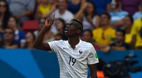Francia bate a Nigeria 2-0 en partido de vértigo y avanza a cuartos