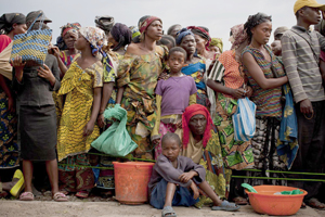 Colombia entre países con mayor número de desplazados por conflictos, más de 50 millones en el mundo