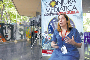 """""""Quieren crear una situación de guerra permanente en Venezuela"""""""