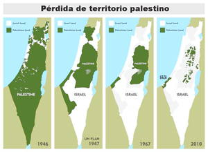 Palestinos llevarán ante la ONU la decisión israelí de construir nuevas colonias