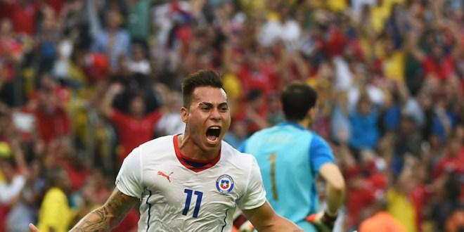 Chile da el gran golpe y pone fin al largo reinado de España