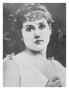 Rafaela Salvadora Contreras Cañas:  la dulce Stella