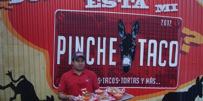 ¿Dónde está mi Pinche Taco?