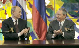 Putin: Apreciamos la sincera amistad de nuestros pueblos