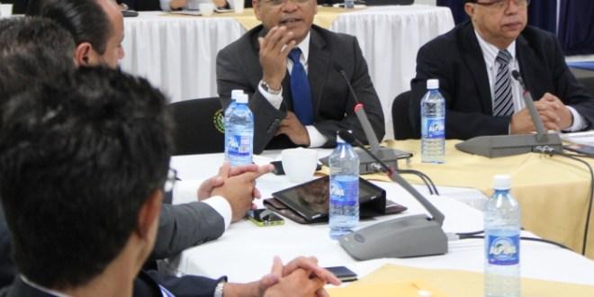 Vicepresidente Ortiz discute tema de inseguridad con Consejo para el Crecimiento