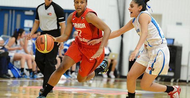 Selección femenina de baloncesto U-18 pierde ante Canadá
