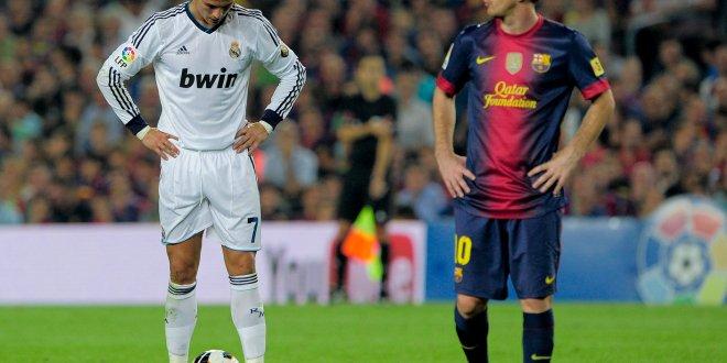 Suárez, James, Neymar y Bale amenazan duopolio Cristiano-Messi