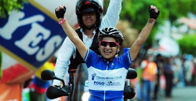Evelyn García entrenará en Colombia