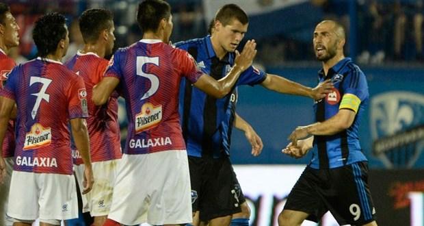 FAS pierde y queda casi eliminado de Liga de Campeones